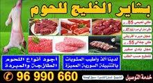 بشاير الخليج للحوم