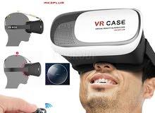 نظاره المتعه والاثاره والتشويق VR Box 3D+ الريموت