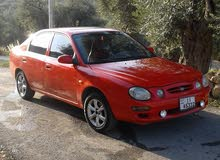 10,000 - 19,999 km Kia Shuma 1999 for sale