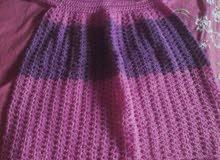 فستان اطفال كروشيه
