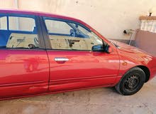 Used condition Nissan Primera 1997 with +200,000 km mileage