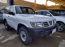 Nissan Patrol 2002 For sale - White color