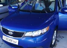 Kia Forte 2010 For sale - Blue color
