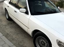 For sale 2002 White Crown Victoria