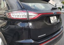 Ford Edge car for sale 2016 in Amman city