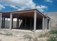 منزل قيد الانشاء ، حي شاكر اريانة
