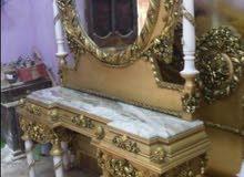 غرفة نوم جديده اثاث دمياطي كاملة الخرطوم