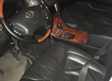 للبيع لكزس 430LS موديل 2005