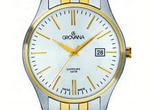 grovana watch men made in Swiss