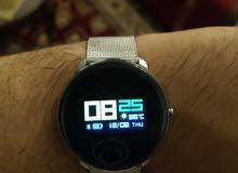 ساعة ذكية من نوع w603 للبيع وتعمل على انظمة الios والandroid