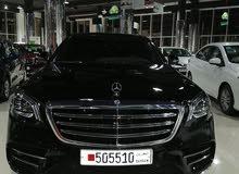 للبيع مرسيدس S450 وكالة البحرين