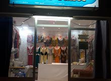 محل خياطة نسائيه عربية وغير عربية