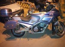 Used Yamaha motorbike up for sale in Khartoum