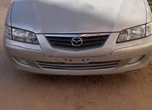 Silver Mazda 626 2002 for sale