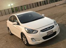 Hyundai Accent 2015 model