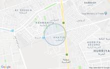الخطيب يم جسر الدولعي بعد عن سيد باسم قطعتين تطل على الشارع العام وعلى الفرع