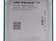 بروسيسور AMD x4