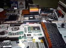 apple لصيانة جميع انواع اجهزة الكومبيوتر و الاب توب