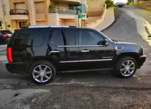 Gasoline Fuel/Power   Cadillac Escalade 2007