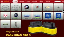 LAUNCH EASY IDIAG PRO 3 with tablet
