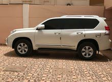 Toyota Prado made in 2012 for sale