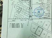 أرض سكنية للبيع في الرستاق الحزم 4&5