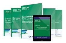 حقيبة كتب اختبار المحلل المالي المعتمد  CFA level 1