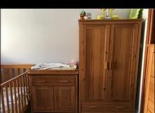 غرفة بيبي  للبيع