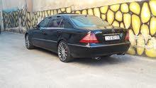 Mercedes Benz S 500 2000 - Automatic