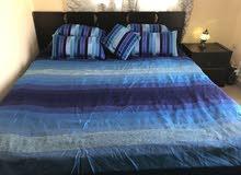 للبيع غرفة نوم كالجديدة استعمال عروس ، الغرفة من صفاة الغانم