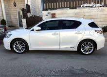 لكزس ct200 للبيع 2012