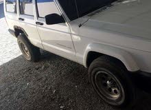 For sale 2000 White Cherokee