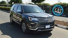 Ford Explorer Platinum 4WD Ecoboost 3.5-V6 GCC, 0km