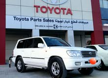 Used 2001 Land Cruiser