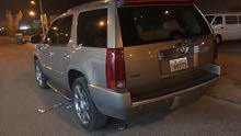 For sale 2007 Gold Escalade