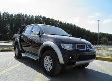 Mitsubishi L200 V6 2012