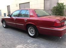 Used condition Ford Crown Victoria 1998 with +200,000 km mileage