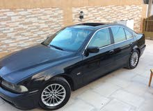 BMW 525 made in 2001 for sale