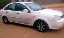 White Daewoo Lacetti  for sale