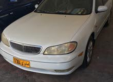 White Nissan Maxima 2001 for sale