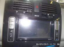 شاشة سيارة نيسان ليف من موديل 2011 الى 2016