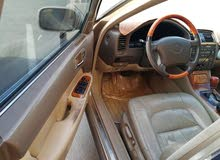 Lexus LS 1999 For sale - Gold color