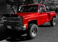 Chevrolet Other 1982 For sale - Red color