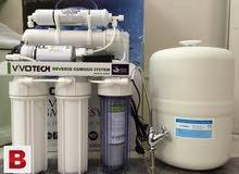 فلتر مياه تايوانى اصلى سبع مراحل معتمد من شركة ووتر ورلد الامريكية