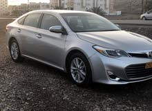 km mileage Toyota Avalon for sale
