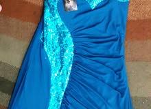 فستان سوارية جديد M
