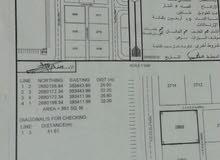 للبيع ارض مساحة 851 م2 كورنر