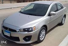 Automatic Mitsubishi 2016 for rent