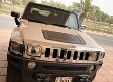 Hummer H3 car is available for sale, the car is in  condition
