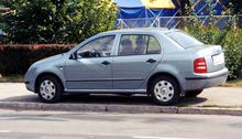 Skoda Fabia 2003 For sale -  color